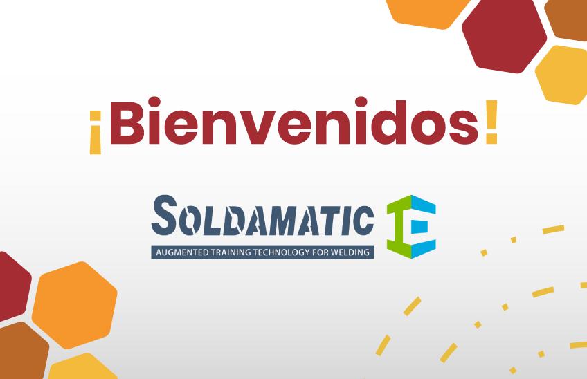 Soldamatic IE una solución líder para la formación de soldadores a través de la Realidad Aumentada.
