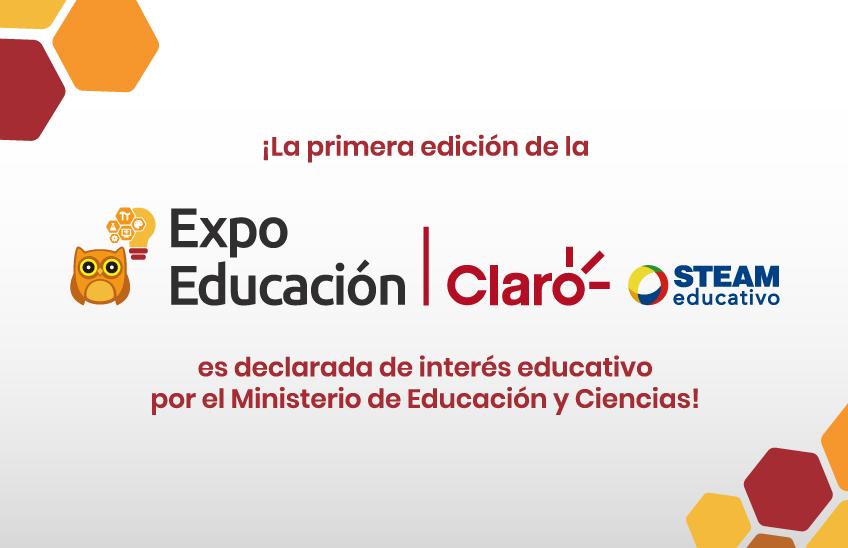 """El MEC Declara de Interés Educativo la """"Primera Edición de la Expo Educación"""""""