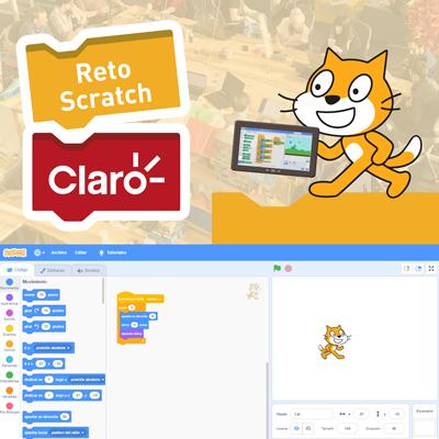Reto Scratch Claro